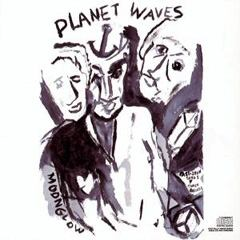 Planet Waves skivomslag